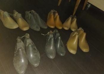 Колодки обувные (унты)