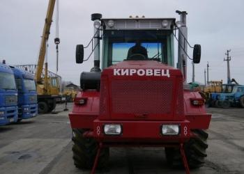 Кировец К-744 после капитального ремонта