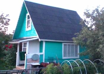 Дача 20 м² на участке 5 сот. Киров, Югрино