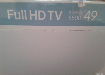 Телевизор Samsung Full HD 5 series 49,123 см