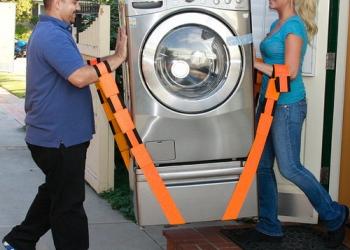 Подъем стиральной машины на 8 этаж