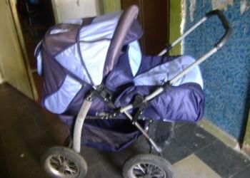 Отдадим нуждающимся детскую коляску - трансформер за шоколад
