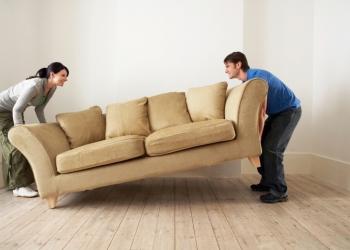 Перестановка мебели. Сборка и разборка мебели.