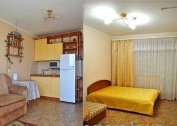Продается 2-к квартира, на берегу моря в Севастополе, дом отдыха, 36 м2, 2/5 эт.