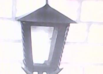 фонарь под свечу
