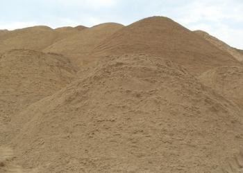 Песок речной-строительный,песок карьерный, ЩПС
