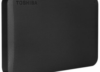 Toshiba Canvio Ready 1TB, Black внешний жесткий диск (HDTP210EK3AA)