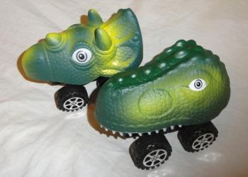 Увлекательный Игрушечный автомобиль динозавр. Доставка по всей Украине