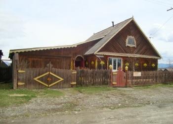 Продам деревянный одноэтажный благоустроенный дом из бруса (лиственница)