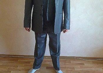 Элитный мужской костюм-тройка