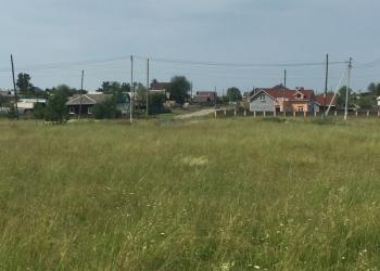 Продам земельный участок под строительство