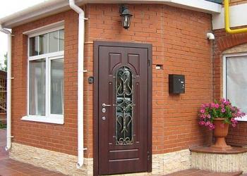 Современные металлические двери на заказ в Краснодаре! Изготовление, монтаж