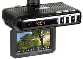 Видеорегистратор 3 в 1 Full HD (SUBINI STR GH7-FS)