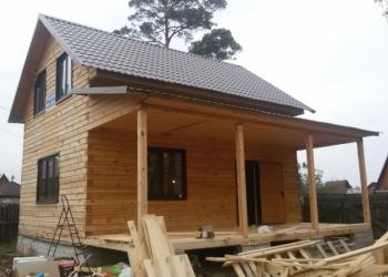 Строительство домов и бань со скидкой.