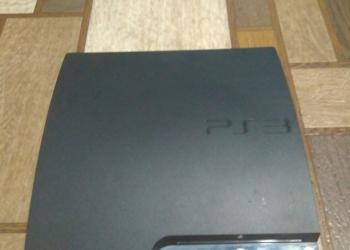 Sony PlayStation 3 / PS3 / PS 3 Slim Прошитая