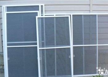 Москитные сетки! Ремонт пластиковых окон