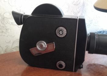 кинокамера Красногорск - 3 (Зенит) (Метеор 5 - 1).