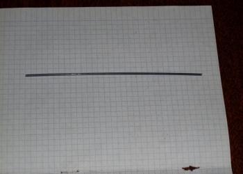 фольфрам электрод ф=2мм