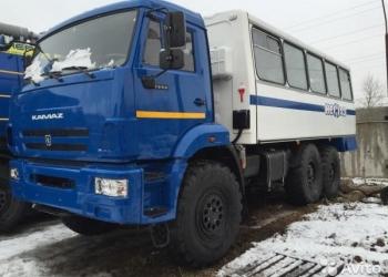 Вахтовый автобус НЕФАЗ 4208-431 28+2 места