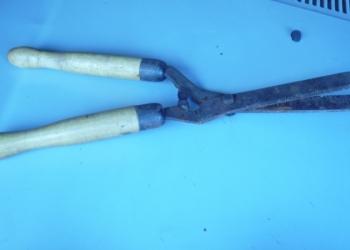 ножницы садовые для подрезки кустов новые режут как комбайн ручные не дорого
