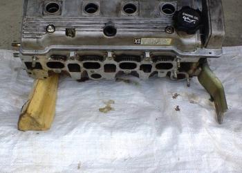 Продам головку блока цилиндров в сборе на японский двигатель 5а.