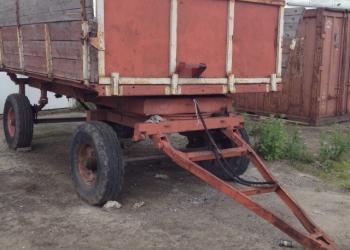 Прицеп для трактора мтз-82 (Беларус)