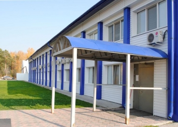 """Складской комплекс класса здания """"А"""", 5381.2 м²"""