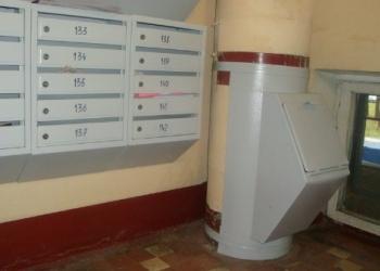 Клапан мусоропровода загрузочный (мусороприёмник)