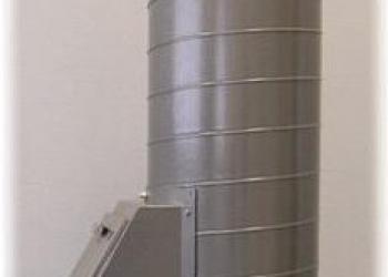 Ствол мусоропровода СМП. Ствол мусоропровода СМП