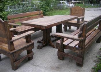 Изготовление деревянной мебели.Бондарных изделий