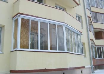 Раздвижные окна на балкон. Без предоплаты.Москитка