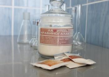 «Лавитол-арабиногалактан» для снижения гербицидной нагрузки