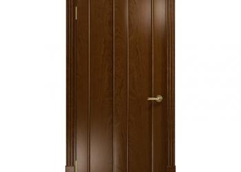 Межкомнатная дверь DIOdoors, Неаполь, красное дерево.