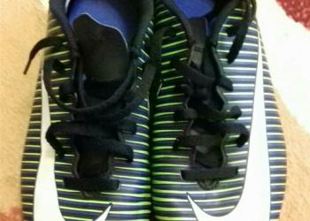 Бутсы Nike .