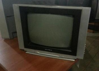 Маленький телевизор Supra
