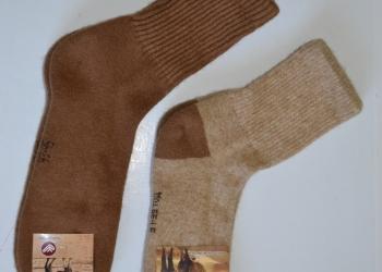 Продам монгольские носки из верблюжьей шерсти