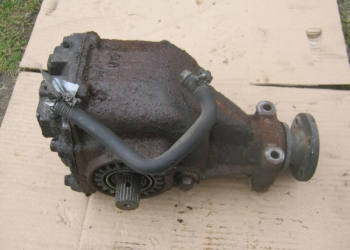 Редуктор Заднего Моста а/м Subaru Justy (KAD)-1992г-1.2л 4WD