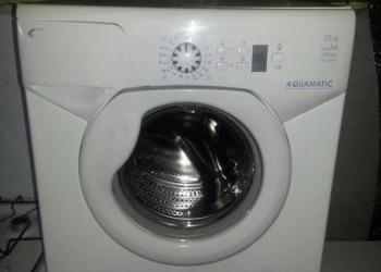 Стиральная машинка Candy aquamatic