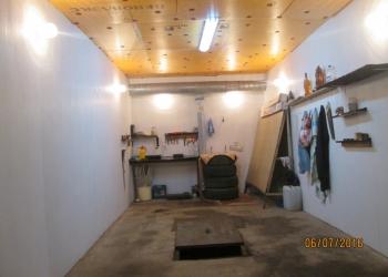 Подземный гараж 19 кв.м с погребом по ул. Васильева, 4В