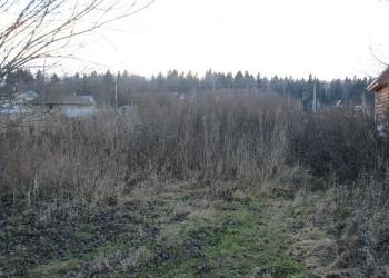 Продается земельный участок 10 сот. СНТ «Синёво»