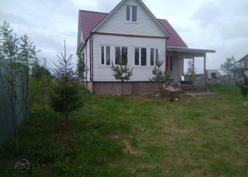 Продается дом в д. Рубцово
