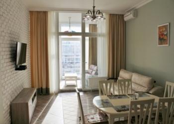 Сочи, Надежд бульвар, 2-к квартира, 62 м2, 2/4 эт.