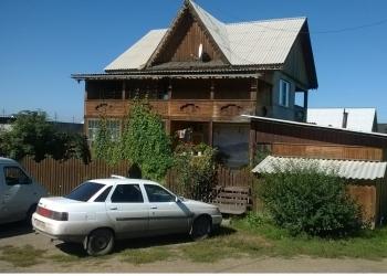 Дом в Хакасии