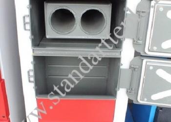Котлы пиролизные (газогенераторные) Heiztechnik Q PLUS DR (Польша)