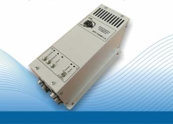 Коммутационно-регулирующее устройство КРУ-110/48-1,5