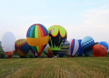 Полет на воздушном шаре в Белогорске и Феодосии