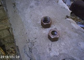Гайка накидная М27х1,5