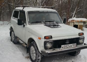 ВАЗ 4x4 (Нива), 2007