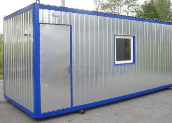 Блок-контейнер 5м. - Бытовка