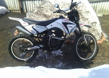 Мотоцикл Honda TTR-250